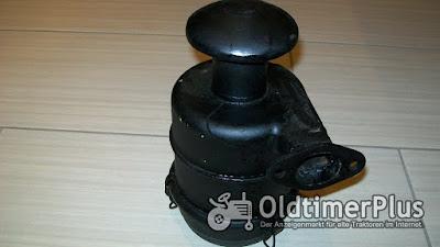 Holder E8 A8 MANN Luftfilter für Sachs 400 Foto 2