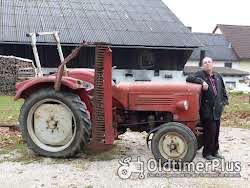 Güldner G 30 S Schnelläufer mit Messerbalken Mähwerk Foto 4