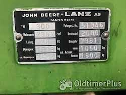 John Deere Johndeere Lanz 300 Foto 3