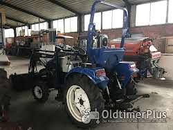 Sonstige Farm 254 1000STUNDEN! frontlader hydraulic Foto 2
