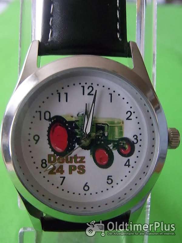 Deutz 24 PS Armbanduhr Foto 1