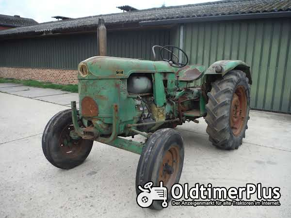 Deutz D30 S gut laufend photo 1