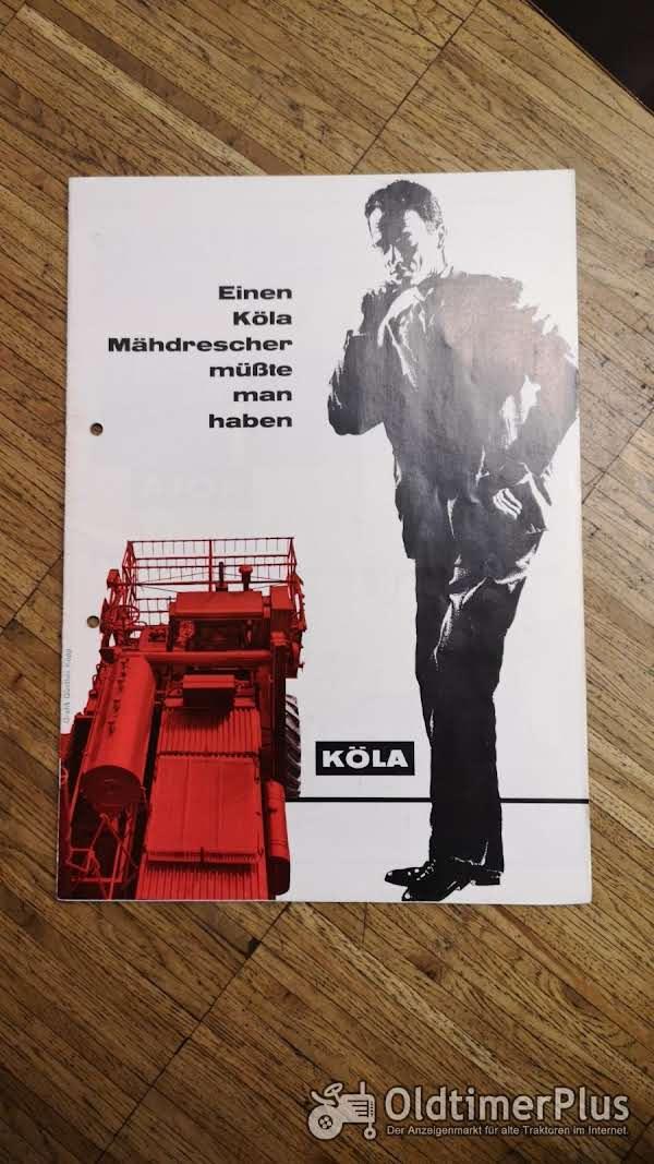 Ködel und Böhm KÖLA Favorit Mädrehscher Prospekt Foto 1