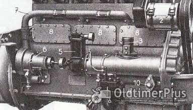 Knorr Kompressor 6,9-80 für Hanomag D 85 Motor Knorr Kompressor 6.9-80 für Hanomag D 85 Motor Foto 1