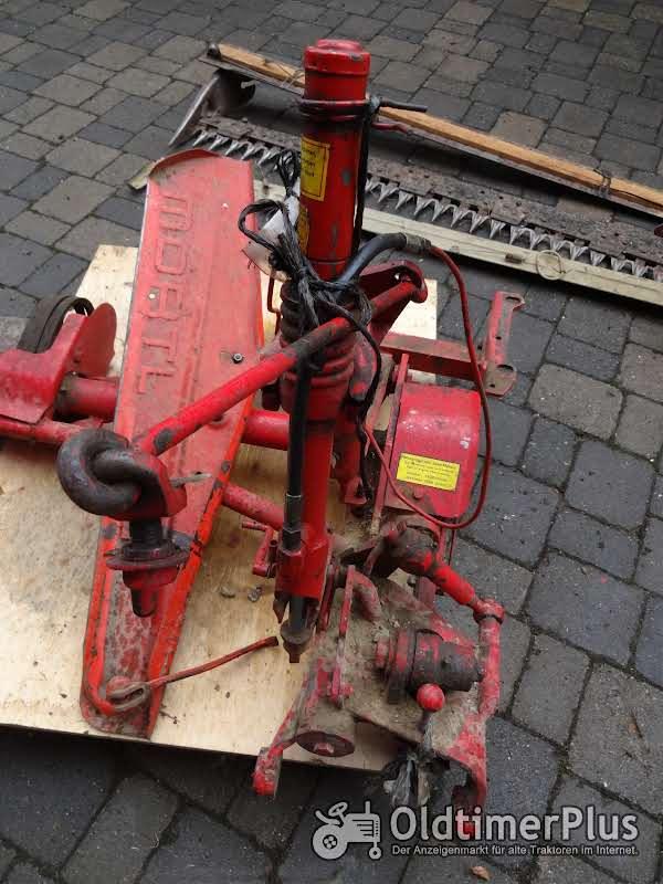 Eicher Mähbalken Typ Mörtl für Eicher  Königstiger 74 Typ3253 Foto 1