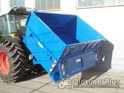 HEITEC Heckcontainer Kippschaufel Foto 4