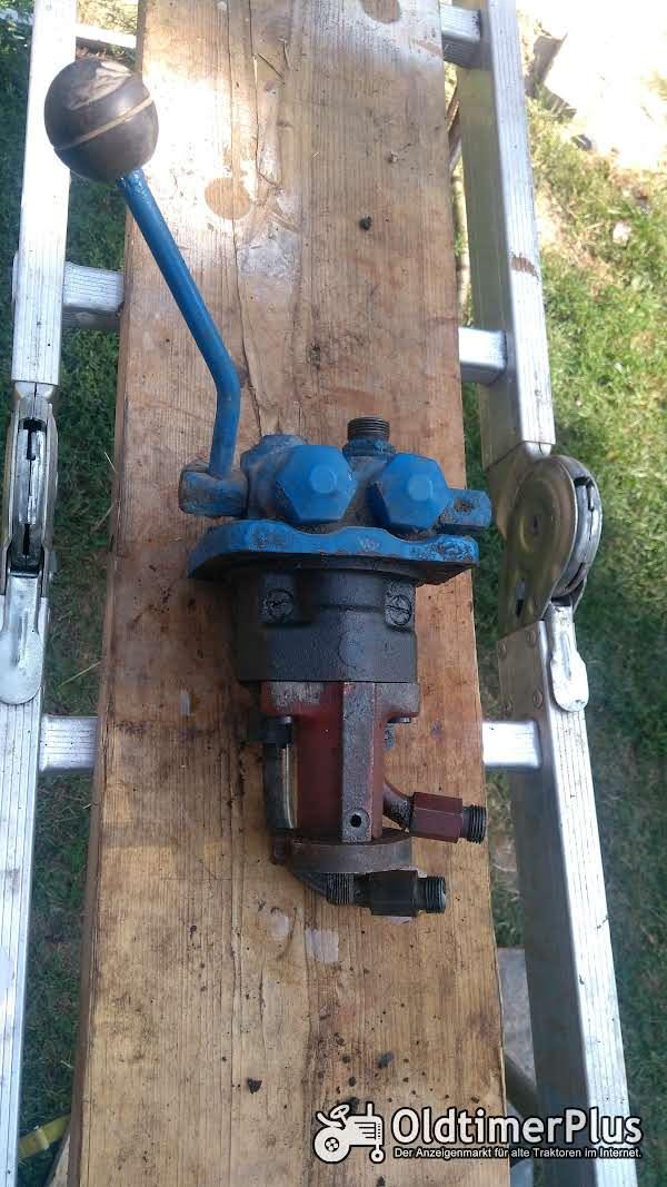 Hanomag R435, R324 Hydrauliksteuergerät Bosch Foto 1