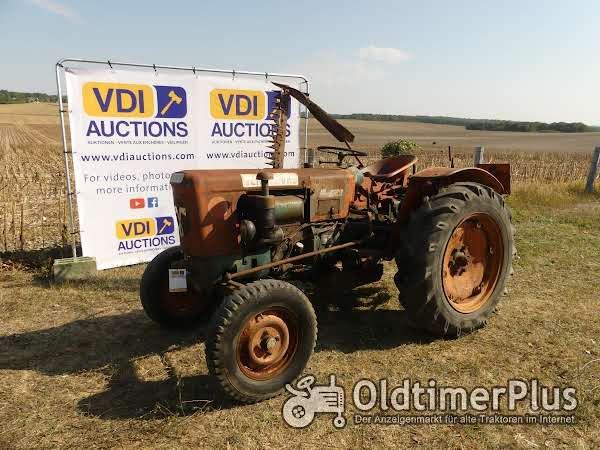 Sonstige Vendeuvre BL V335 VDI-Auktionen Februar Classic Traktor 2019 Auktion in Frankreich  ! photo 1