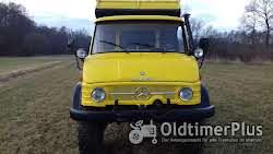 Mercedes Unimog 406 Foto 8