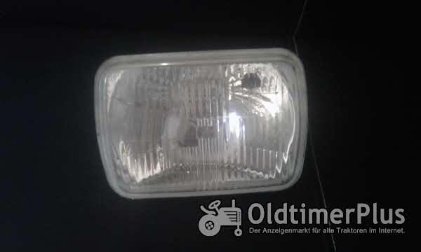 mercedes hanomag bosch lampe frontscheinwerfer Foto 1
