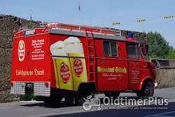 Opel Blitz Ausschankwagen  ex Feuerwehr Foto 3