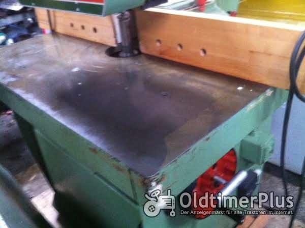 scm T120C Holzfräse Foto 1