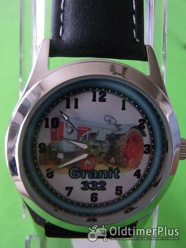 Hanomag Granit 332 Armbanduhr Foto 1