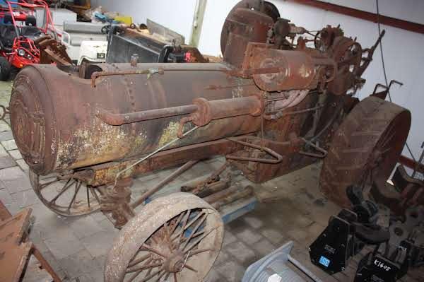 LANZ Aultmann & Taylor lokomobile Foto 1