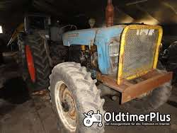 Fordson Super Major 4x4