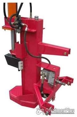 AgrimeXX LSP 18 Holzspalter - Zapfwelle - eigene Hydraulikpumpe - Superpreis! Foto 3