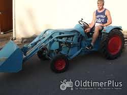 Eicher Smalspur Weinberg traktor Foto 8