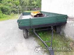 Trecker-Anhänger Foto 2
