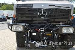 Mercedes Unimog 2150, 215 PS, Power Unimog, Gesamt nur 7500 KG photo 4