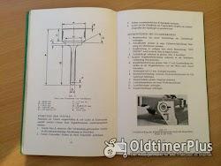 Perkins D4.203 Dieselmotor Handbuch Foto 2