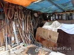 Partij Oude Handwerktiugen Van Diverse Aard Foto 4