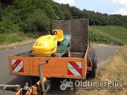 Klagie Profi PKW Anhänger, gebremst, Rampe, Transport, Garten, Holz, Landwirtschaft, Möbel, Foto 8