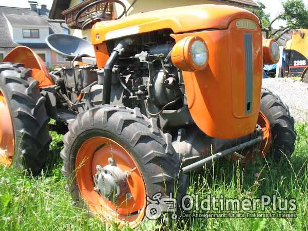 Same Sametto 120 DT Serie Automazione Allrad Foto 1
