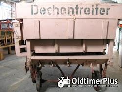 DECHENREITER DRESCHMASCHIENE Foto 4