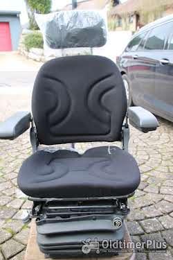 Sitze Schlepper-Gesundheitssitz