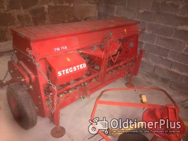 Stegsted 2m 15r Drillmaschine Foto 1