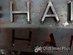 Hanomag R 40 Werkzeug fur der fertigung der seitenblechen Foto 4