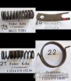 Köla, Ködel & Böhm, Presse, Strohpresse, Niederdruckpresse, Heupresse, Ersatzteile Foto 9
