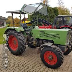 Fendt Farmer 2 S Turbomatik Allrad photo 11