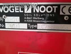 Vogel & Noot Euromat Permanit M950 Pflug Foto 3