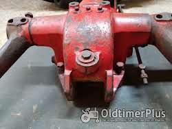 Porsche Bosch Kraftheber Hydraulik Porsche Diesel Allgaier Traktor Foto 4