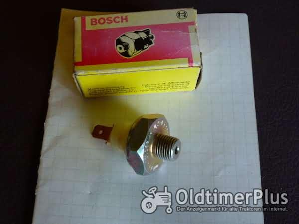 Bosch Öldruckschalter 0344 101 058 Foto 1