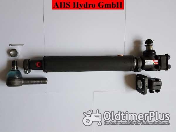Calzoni Lenkzylinder Multicar M26 Hydraulische Lenkung Multicar M25 T35/20R Foto 1