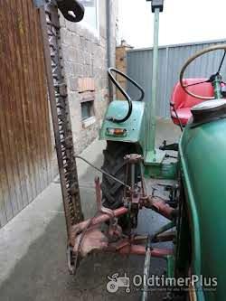 Deutz Deutz D 15 Schlepper/Oldtimer; Bj 1960; Hydraulik; Mähbalken Foto 6