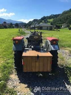 Eicher Diesel Schlepper EKL 15/Ib Foto 7