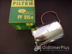 3x Mann Ölfilter Nebenstromanlage PF915/n Foto 2