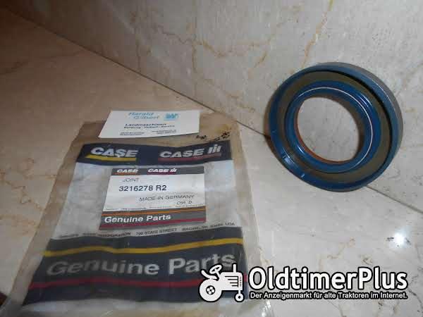 IHC/CASE Wellendichtring Nr. 3216278R2 Foto 1