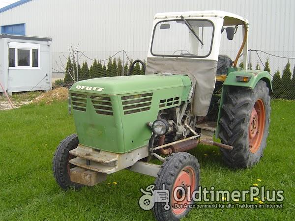 Deutz D4006 Plantage Foto 1