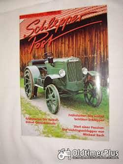 Literatur Schlepperpost Zeitschrift von 2001 bis 2014