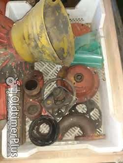 Vakuumpumpen in Einzelteilen Foto 4