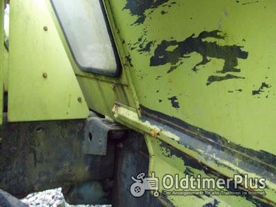 Mercedes MB TRAC 1300 Foto 5