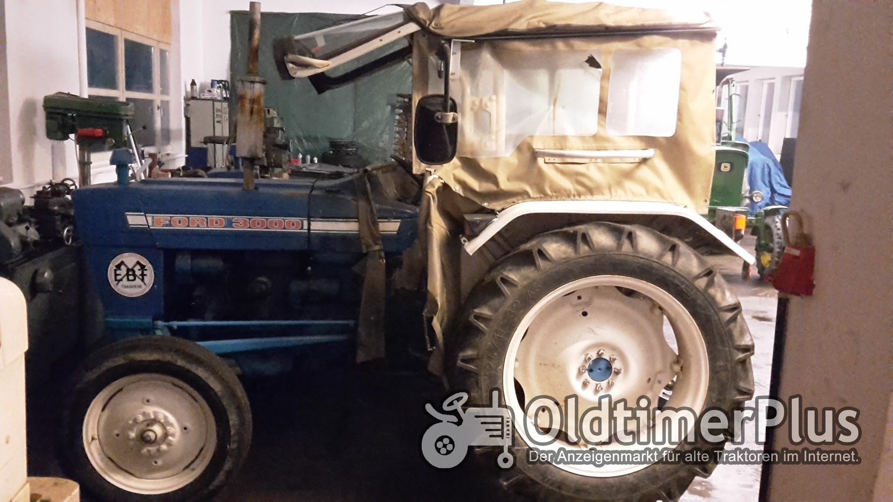 Ford 3000 Foto 1