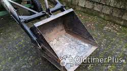 Deutz D25.1 N mit Frontlader Foto 4