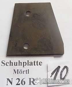 Mörtl, Stockey & Schmitz, Mähwerk, Ersatzteile, Messerklingen, Führungen, Messerkopf, Foto 9