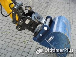 JCB 8026 Minibagger Vorführmaschine mit Powertilt Foto 6
