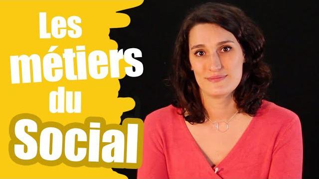 LES METIERS DU SOCIAL